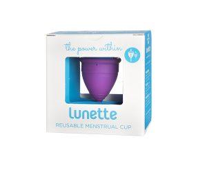 Lunette Menstruationstasse + Beche